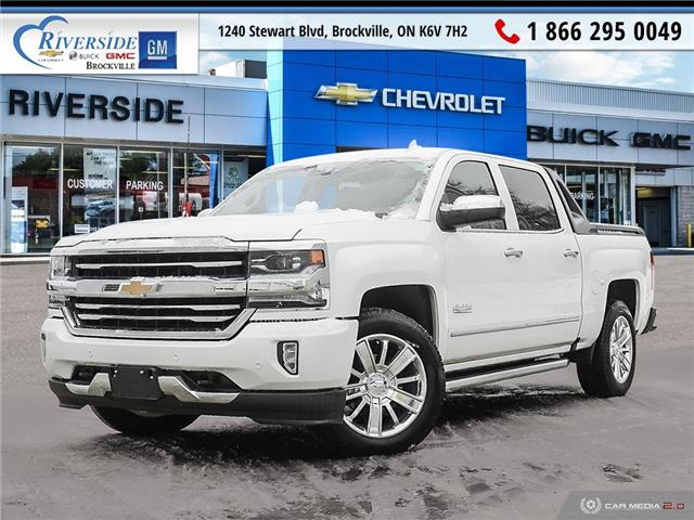 2017 Chevrolet Silverado 1500 High Country (Stk: 20-064A) in Brockville - Image 1 of 27