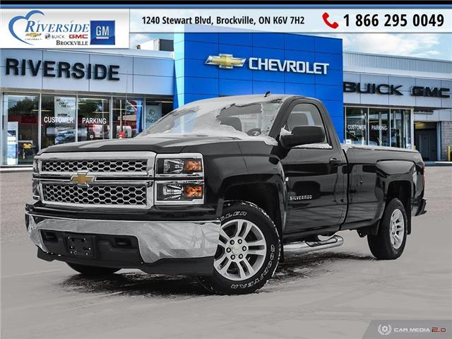 2014 Chevrolet Silverado 1500 1LT (Stk: 20-076A) in Brockville - Image 1 of 27
