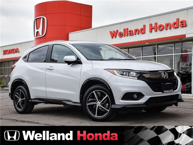 2020 Honda HR-V Sport (Stk: N20022) in Welland - Image 1 of 27