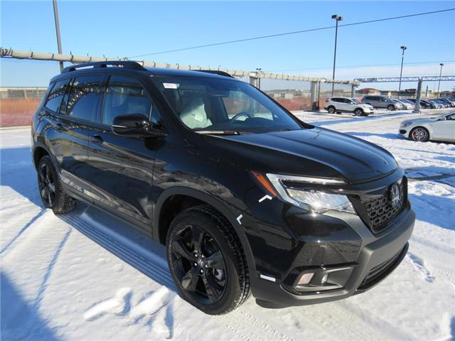 2020 Honda Passport Touring (Stk: 200079) in Airdrie - Image 1 of 8