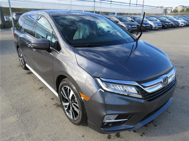 2020 Honda Odyssey Touring (Stk: 200012) in Airdrie - Image 1 of 8