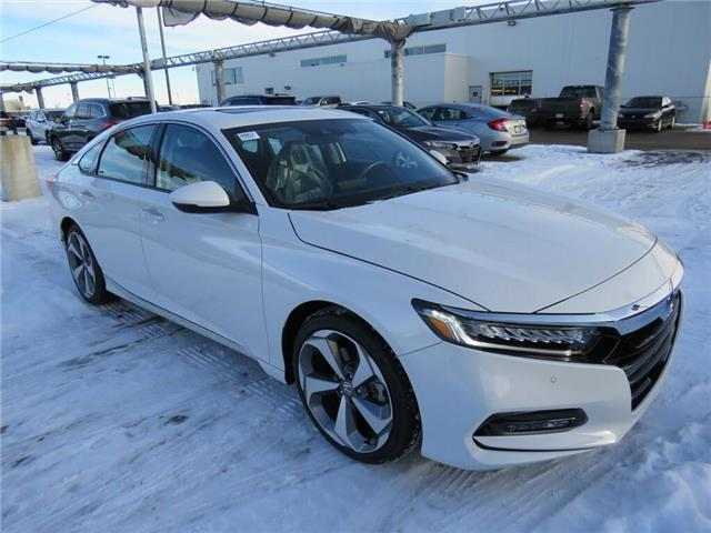 2020 Honda Accord Touring 1.5T (Stk: 200072) in Airdrie - Image 1 of 8