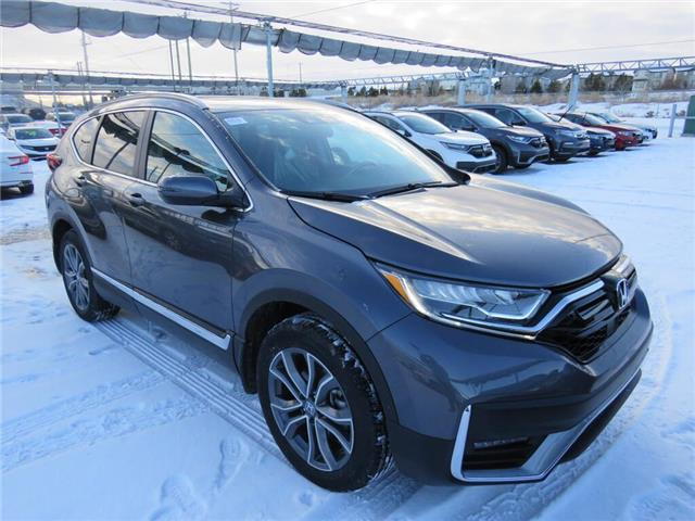 2020 Honda CR-V Touring (Stk: 200103) in Airdrie - Image 1 of 8