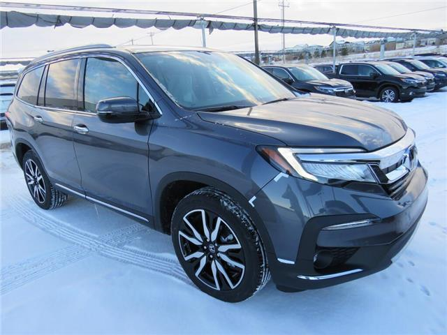 2020 Honda Pilot Touring 7P (Stk: 200106) in Airdrie - Image 1 of 8
