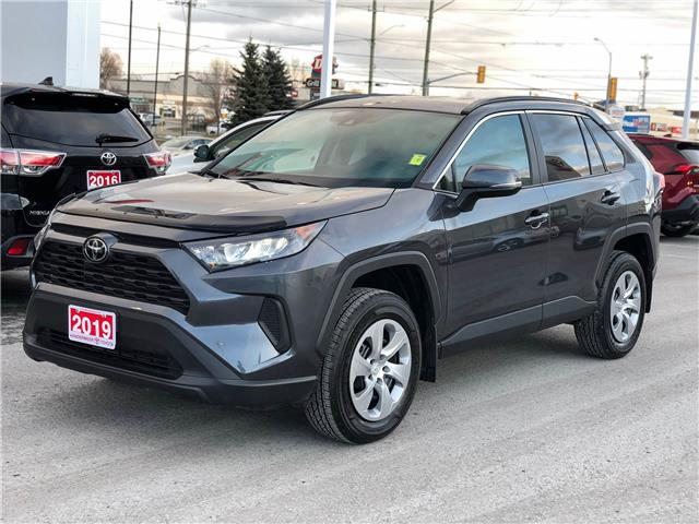 2019 Toyota RAV4 LE (Stk: W4974) in Cobourg - Image 1 of 18