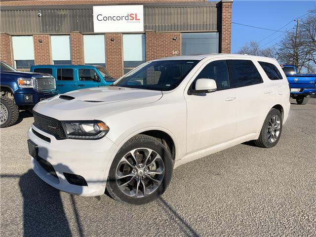 2019 Dodge Durango R/T (Stk: C3594) in Concord - Image 1 of 5