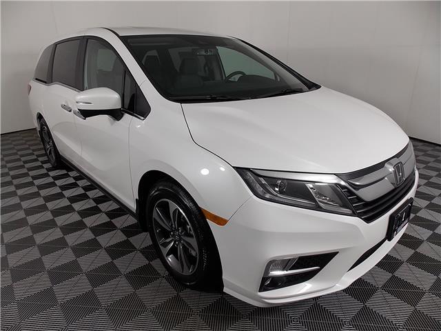 2020 Honda Odyssey EX-L Navi (Stk: 220026) in Huntsville - Image 1 of 37