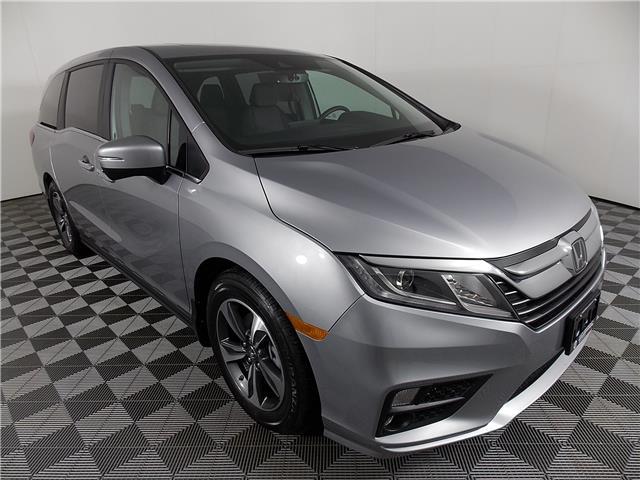 2020 Honda Odyssey EX (Stk: 220003) in Huntsville - Image 1 of 34