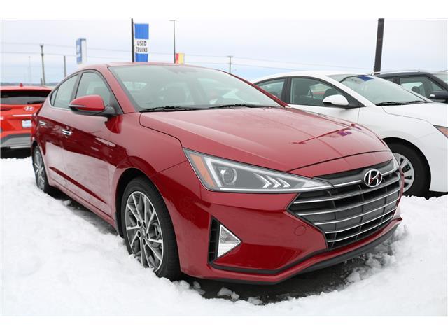 2020 Hyundai Elantra Luxury (Stk: 02117) in Saint John - Image 1 of 2