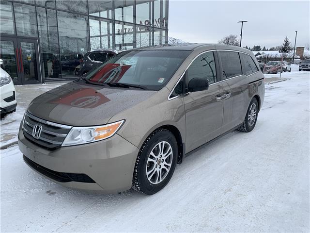 2013 Honda Odyssey EX-L (Stk: T19145A) in Kamloops - Image 1 of 24