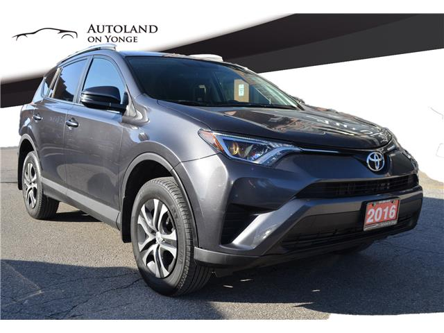 2016 Toyota RAV4 LE (Stk: N403A) in Thornhill - Image 1 of 23