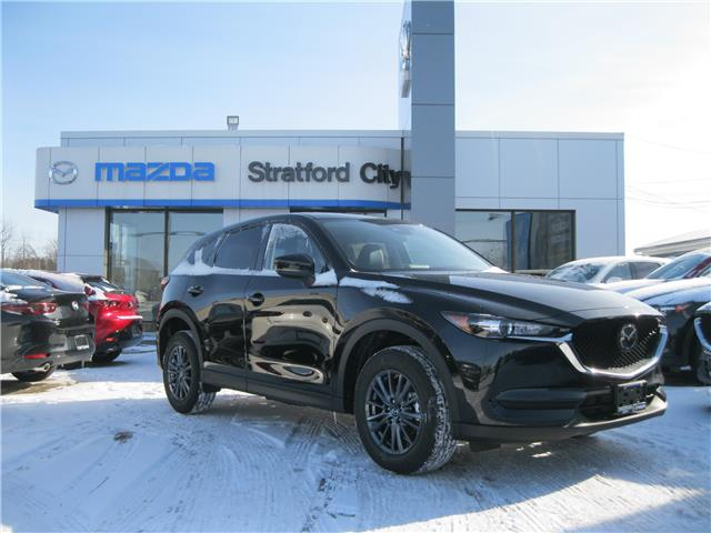 2020 Mazda CX-5 GS (Stk: 20019) in Stratford - Image 1 of 13