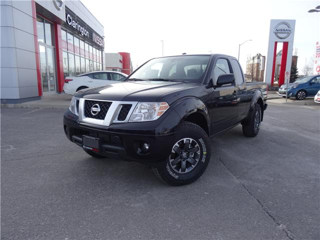 2019 Nissan Frontier PRO-4X (Stk: KN878214) in Bowmanville - Image 1 of 29