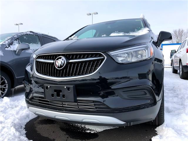 2020 Buick Encore Preferred (Stk: 85888) in Exeter - Image 1 of 9