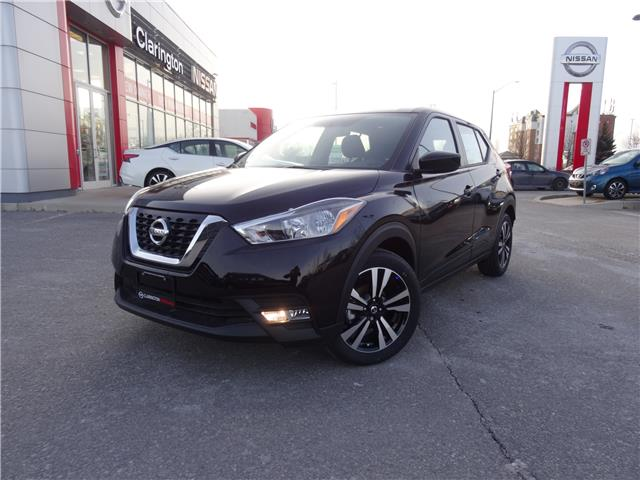 2019 Nissan Kicks SV (Stk: KL532581) in Bowmanville - Image 1 of 28