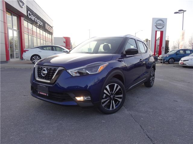 2019 Nissan Kicks SR (Stk: KL562111) in Bowmanville - Image 1 of 31