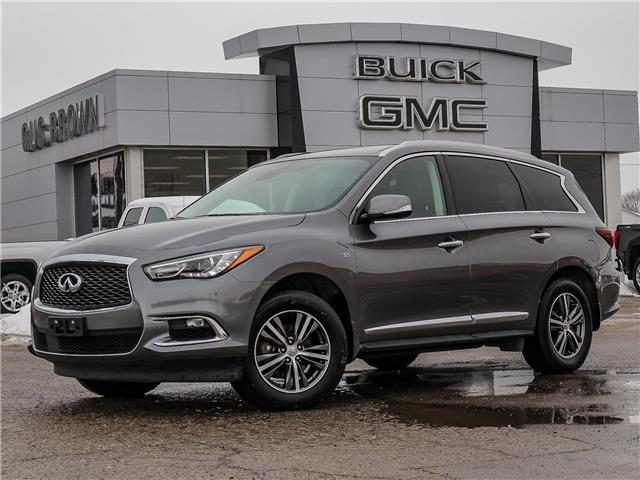 2019 Infiniti QX60 Pure (Stk: 511296U) in PORT PERRY - Image 1 of 30