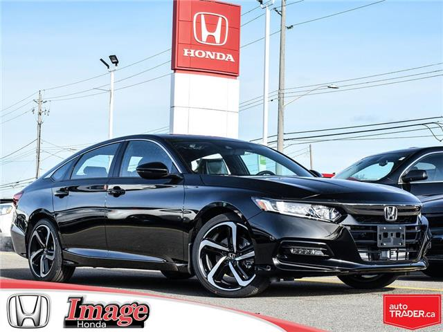 2020 Honda Accord Sport 2.0T (Stk: 10A476) in Hamilton - Image 1 of 21