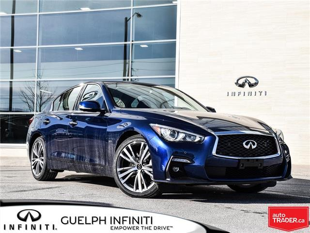 2020 Infiniti Q50  (Stk: I7126) in Guelph - Image 1 of 28