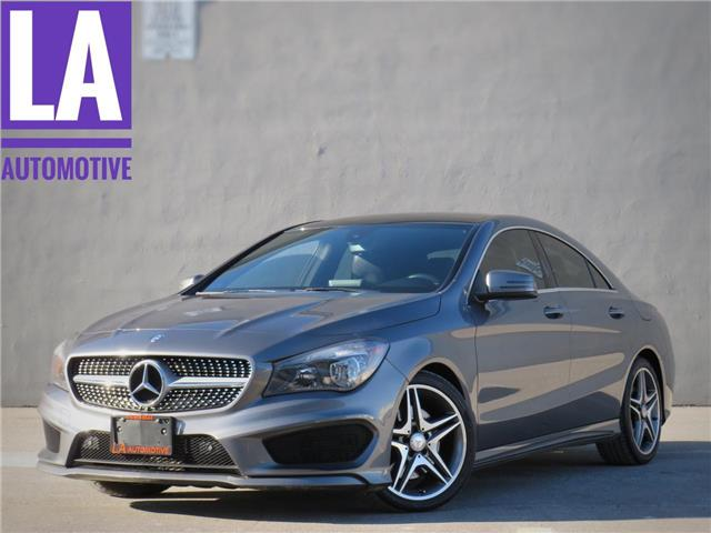2016 Mercedes-Benz CLA-Class Base (Stk: 3271) in North York - Image 1 of 28