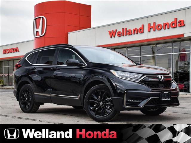 2020 Honda CR-V Black Edition (Stk: N20097) in Welland - Image 1 of 30