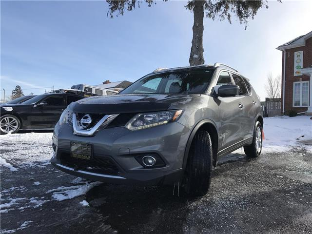 2016 Nissan Rogue  (Stk: 5536) in London - Image 1 of 27