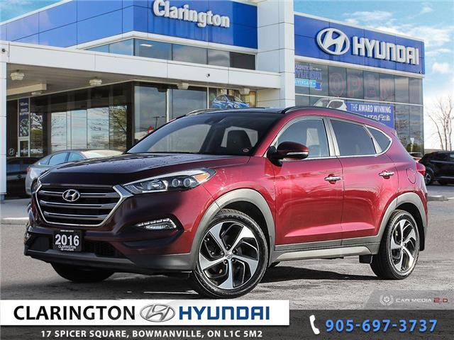 2016 Hyundai Tucson Ultimate (Stk: U1001) in Clarington - Image 1 of 27