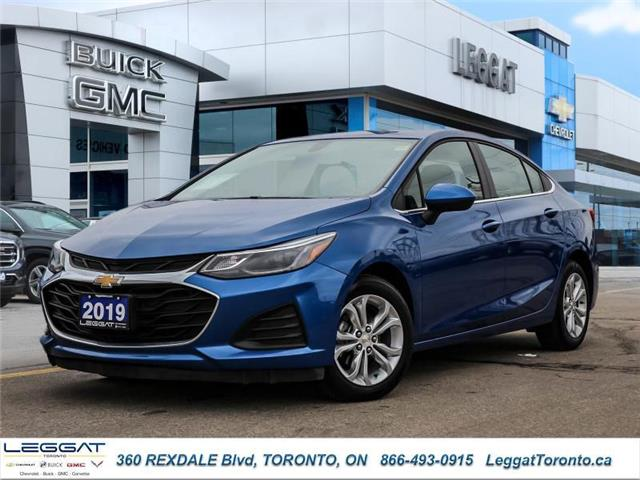 2019 Chevrolet Cruze LT (Stk: T11696) in Etobicoke - Image 1 of 13