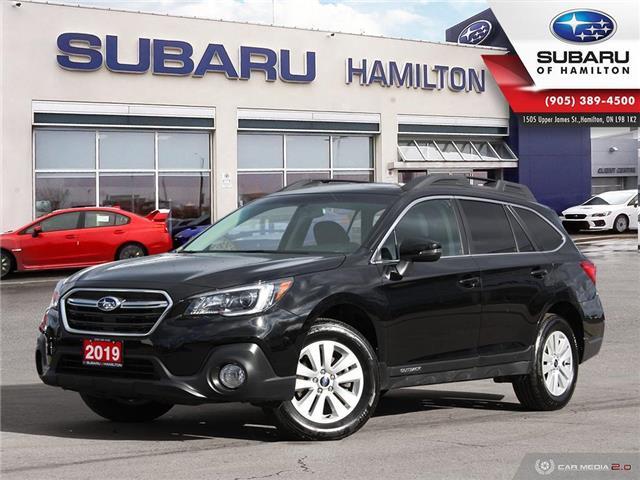 2019 Subaru Outback 2.5i Touring (Stk: S8126) in Hamilton - Image 1 of 27