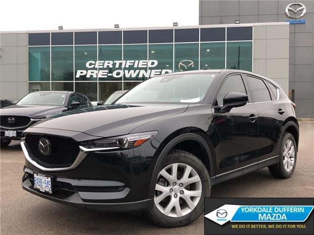 2019 Mazda CX-5 GT AWD 2.5L I4 T at (Stk: D-19140) in Toronto - Image 1 of 21