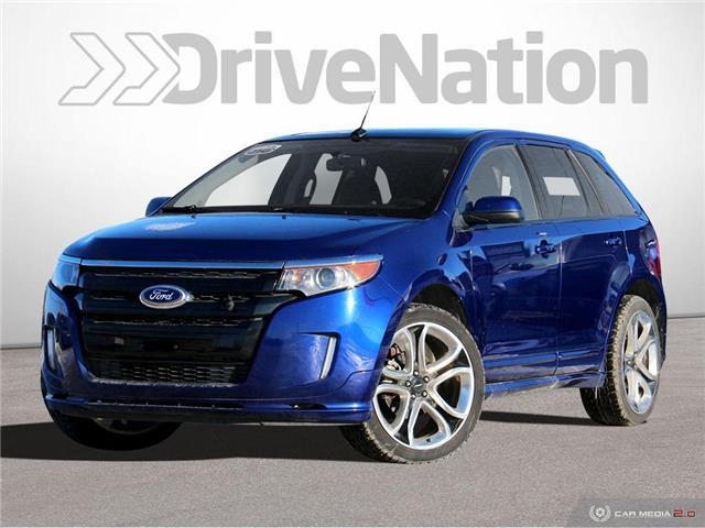 2013 Ford Edge Sport (Stk: A3144) in Saskatoon - Image 1 of 27