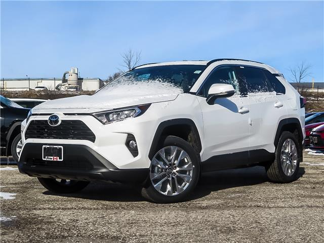 2020 Toyota RAV4 XLE (Stk: 05141) in Waterloo - Image 1 of 19