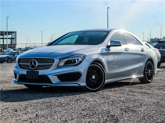 2016 Mercedes-Benz CLA-Class Base (Stk: D192327A) in Mississauga - Image 1 of 1