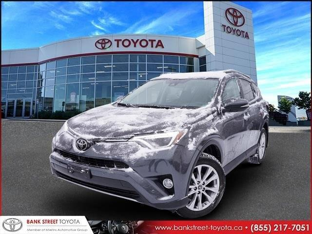 2018 Toyota RAV4 Limited (Stk: 25803) in Ottawa - Image 1 of 25