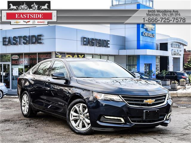 2019 Chevrolet Impala 1LT 2G11Z5S32K9146822 146822B in Markham
