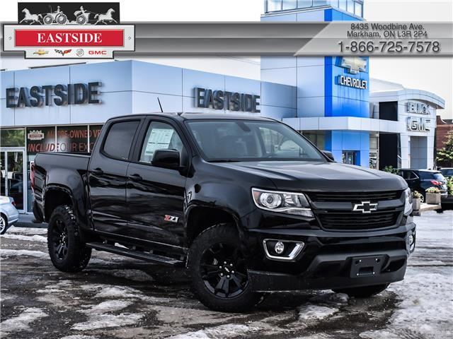 2020 Chevrolet Colorado Z71 (Stk: L1161033) in Markham - Image 1 of 25