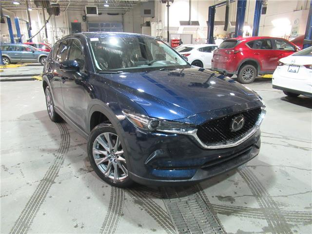 2020 Mazda CX-5 GS (Stk: M2540) in Calgary - Image 1 of 2