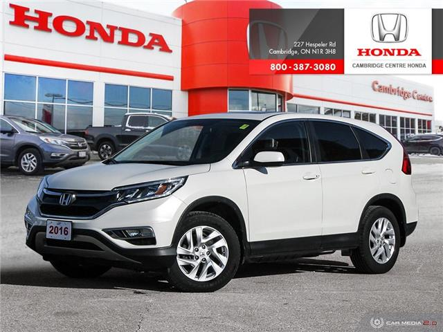 2016 Honda CR-V EX 2HKRM4H55GH108257 U4992 in Cambridge