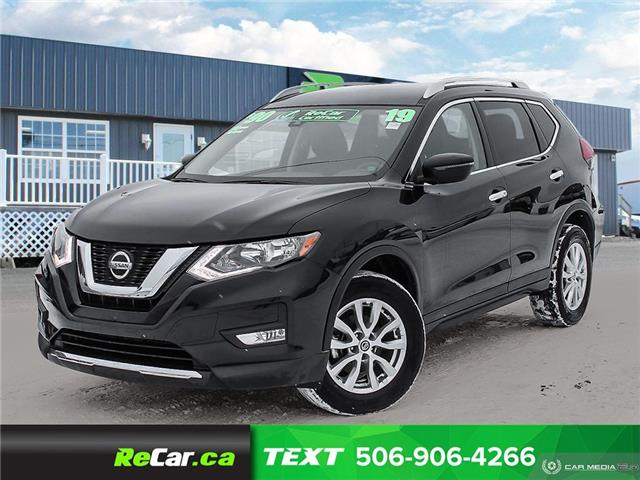 2019 Nissan Rogue SV (Stk: 200101A) in Fredericton - Image 1 of 21