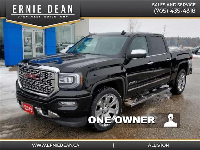 2016 GMC Sierra 1500 Denali (Stk: 14953B) in Alliston - Image 1 of 14
