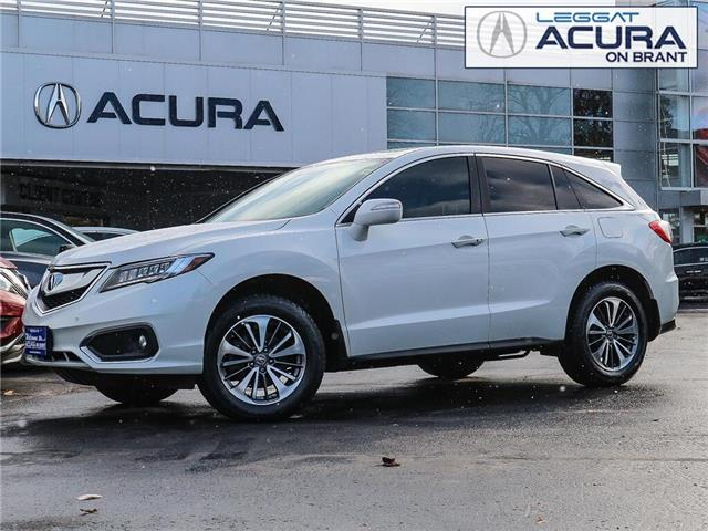 2018 Acura RDX Elite (Stk: 5015) in Burlington - Image 1 of 28