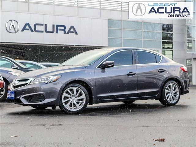 2017 Acura ILX  (Stk: 4181) in Burlington - Image 1 of 28