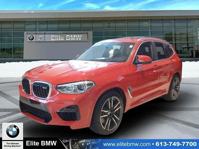 2020 BMW X3 M  (Stk: 13573) in Gloucester - Image 1 of 24