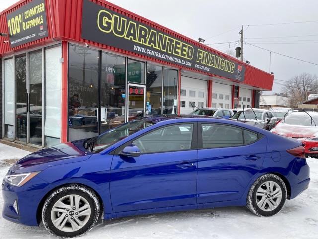 2019 Hyundai Elantra Preferred (Stk: 19804) in Ottawa - Image 1 of 11