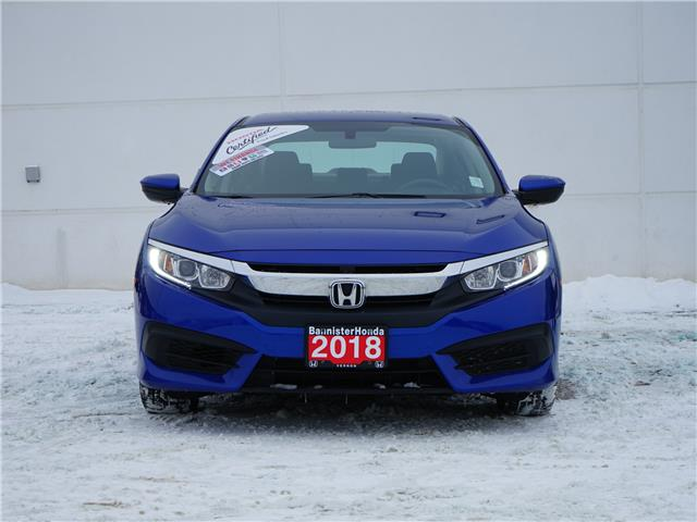 2018 Honda Civic LX (Stk: L20-001) in Vernon - Image 2 of 13