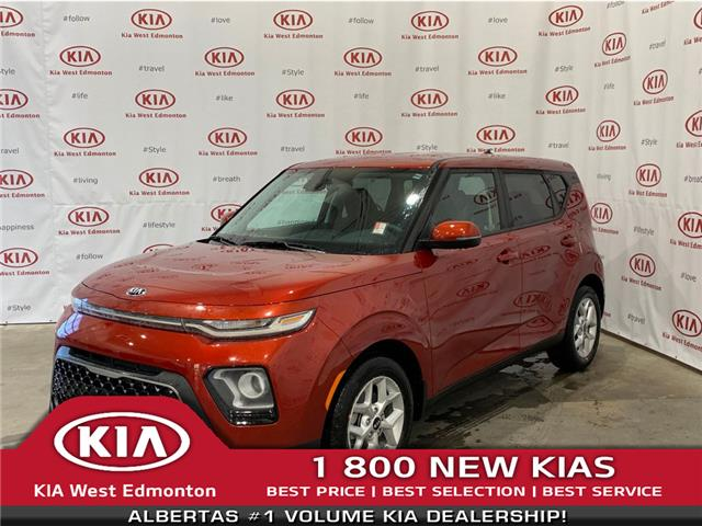 2020 Kia Soul EX (Stk: 22080) in Edmonton - Image 1 of 26