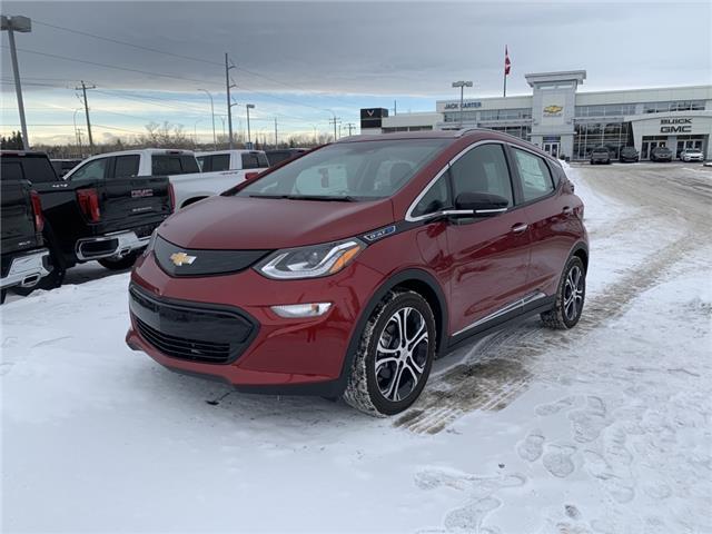 2019 Chevrolet Bolt EV Premier (Stk: K4143936) in Calgary - Image 1 of 18