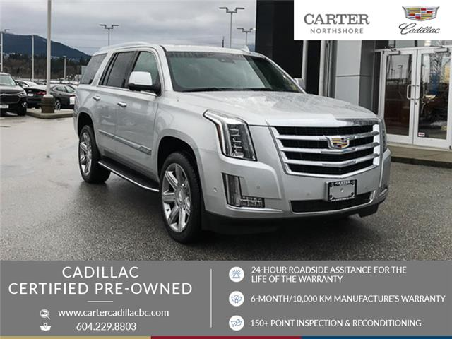 2018 Cadillac Escalade Luxury (Stk: D05451) in North Vancouver - Image 1 of 24