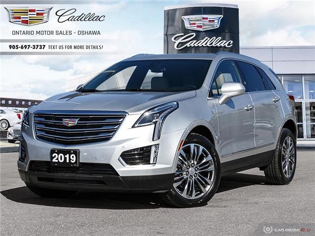 2019 Cadillac XT5 Premium Luxury (Stk: 12972A) in Oshawa - Image 1 of 36