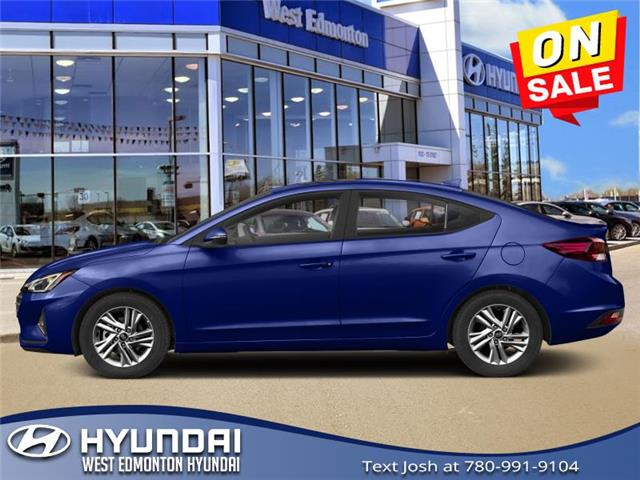 2019 Hyundai Elantra  (Stk: E4843) in Edmonton - Image 1 of 1